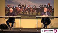 Förderverein Baden Galopp Iffezheim gegründet – 232 Mitgliedsanträge eingegangen