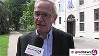 """Peter Wien sucht in Baden-Baden Antworten für die Zukunft - """"Man weiß was zu tun ist, aber die unterschiedlichen Kräfte funktionieren noch nicht miteinander"""" - Forum Zukunft ab Mittwoch im LA 8"""