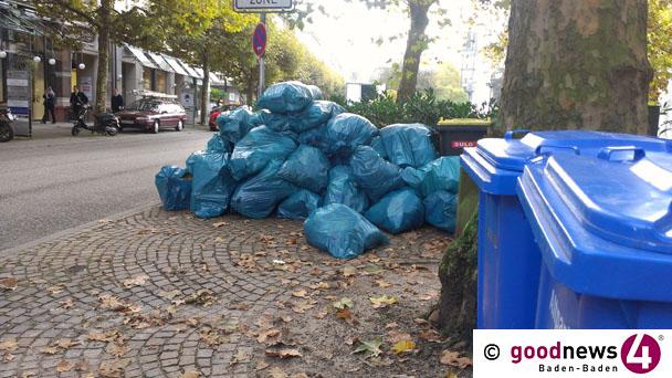 Andere Müllabfuhrtermine wegen Weihnachtsfeiertagen