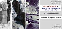 Baden-Badener Künstlerin Petra Morlok in Galerie Backhouse – Arbeiten aus den Bereichen Malerei und Fotografie