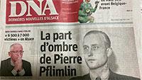 """Aufregung in Strasbourg über Skandal-Buch – Dernières Nouvelles d'Alsace: """"Die Schattenseite des Pierre Pflimlin"""" – Alain Howiller: """"Keine Enthüllungen, die wir noch nicht kannten"""""""