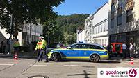 Nach Drohungen sperrt Polizei Gutenbergstraße in Baden-Baden – Mitarbeiter verließen das Gebäude