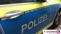 """Mann mit Tarnkleidung und Sturmmaske in Baden-Badener Innenstadt """"spazieren"""" – Mit Nachtsichtgerät, Tonfa und Machete"""