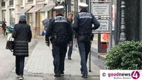 500 Polizeibeamte in Baden-Baden und den Landkreisen Rastatt und Ortenau im Einsatz – Auch Maskenpflicht wurde überwacht