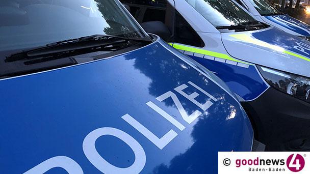 Fahndung nach Tankstellen-Überfall in Baden-Oos – Täter sprach Hochdeutsch