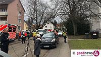 Großeinsatz in Baden-Oos beendet – Mann festgenommen – goodnews4-Interview mit Polizeisprecher Wolfgang Kramer