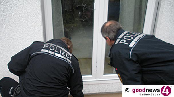 Einbrecher in der Hermann-Sielcken-Straße – Polizei sucht Zeugen