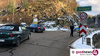 """Verkehrschaos am Wochenende erwartet – Schwarzwaldhochstraße erneut im Fokus – Polizei wird """"Straßen zur Gefahrenabwehr sperren"""""""