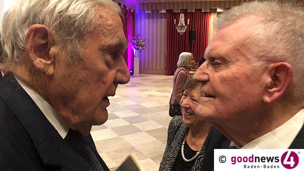 """Goldenes Coeur de l'Europe in Baden-Baden an Erwin Teufel verliehen – Rede zur Frage """"Was ist Demokratie?"""" – """"Ich unterscheide in Einwohner und Bürger"""""""