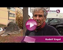 Mahnwache in Baden-Baden | Rudolf Engel