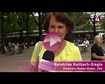 Baden-Baden Welterbe – Der erste Glücksmoment | Reinhilde Kailbach-Siegle