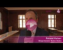Proteste wegen fehlender Corona-Schutzeinrichtungen in Baden-Baden | Roland Kaiser