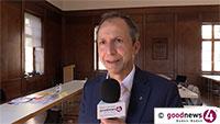 """Baden-Badener Jahresarbeitslosenquote 2020 bei 5,6 Prozent – Erleichterter Bürgermeister Kaiser: """"Nach Einbruch zu Beginn der Krise schnell wieder stabilisiert"""""""