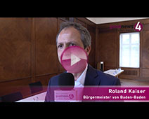 Baden-Badener Schulen öffnen am Montag | Bürgermeister Roland Kaiser