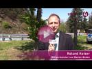 Schülergruppe ohne Maske und Abstand vor Baden-Badener Schule | Roland Kaiser