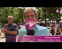 Baden-Baden Welterbe – Der erste Glücksmoment | Roland Kaiser