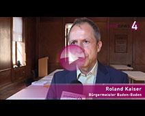 Corona-Krise in Baden-Baden | Roland Kaiser