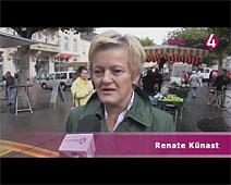 Renate Künast im goodnews4-Interview
