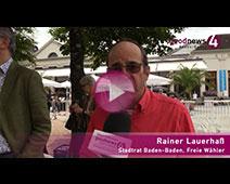 Baden-Baden Welterbe – Der erste Glücksmoment | Rainer Lauerhaß