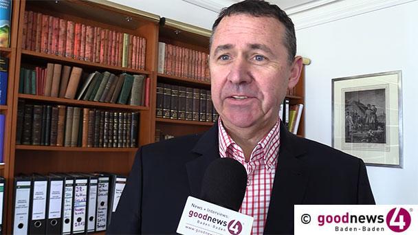"""""""Äußerung des Stadtrats Bloedt-Werner glaubt in der ganzen Stadt niemand"""" - FDP-Stadtrat René Lohs stellt drei Forderungen zur Baden-Badener Baupolitik"""