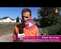 Enttäuschung bei Baden-Badener Radfahrern   Ralph Neininger