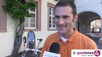 Baden-Baden auf dem Weg zur Fahrradstadt - ADFC-Sprecher Neininger: «Eine tolle Entwicklung» - Werner Hirth präsentiert Konzept heute den Bürgern im Rathaus