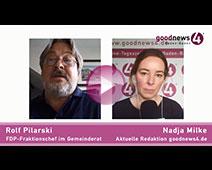 Baden-Badener FDP-Fraktionschef Pilarski sorgt sich nicht um Freiheitsrechte