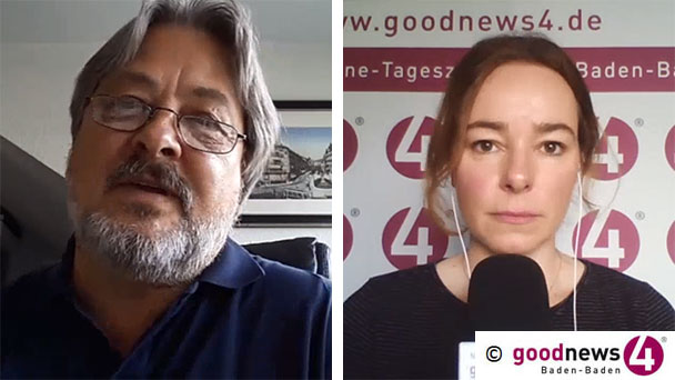 """HEUTE GENAU VOR EINEM JAHR: Baden-Badener FDP-Fraktionschef Rolf Pilarski sorgt sich nicht um die Freiheitsrechte – """"Also ich sehe das gar nicht so schwarzweiß"""""""