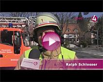 Feueralarm in Baden-Badener Seniorenheim | Ralph Schlosser
