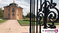 Stadt Rastatt beschäftigt privaten Sicherheitsdienst – Besorgnis um Pagodenburganlage, Schlossgarten und Ehrenhof