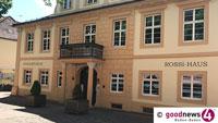 """Sommer-Impfaktion im Rossi-Haus in Rastatt – """"Impfzentrum goes Barock"""" von morgen bis Dienstag"""