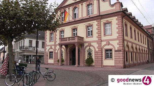 Deutschlandflagge weht am 8. September in Rastatt