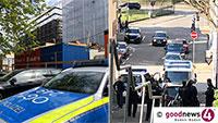 """Razzien in Baden-Baden – Durchsuchungen auf Baustelle Europäischer Hof und mehrerer Wohngebäude – Ermittlungen wegen Verdachts der """"gewerbsmäßigen Einschleusung von Ausländern"""""""
