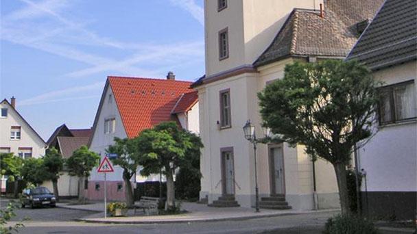 Flüchtlingsheim Karlsruhe
