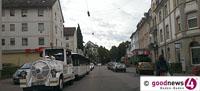 Betrunkener verließ Unfallort in der Weststadt und kam dann doch wieder zurück