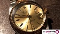 Schlecht informierter Räuber – Falsche Rolex-Uhr geraubt