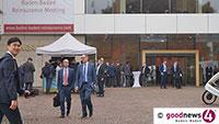 Rückversicherer-Meeting in Baden-Baden für 2020 abgesagt – Siebenstellige Umsatzeinbußen für Hotellerie, Gastronomie und Einzelhandel