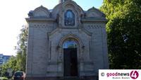 Zufahrt «Russische Kirche» in Michaelstunnel teilweise gesperrt