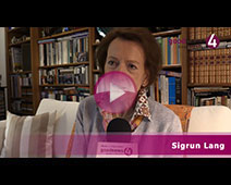 Sigrun Lang feierte 80. Geburtstag
