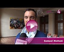 Baden-Badener Filmemacher fordert mehr Zivilcourage | Samuel Mottaki