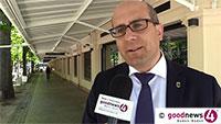 """Weitere fünf Jahre mit BKV-Chef Steffen Ratzel – Finanzministerium: """"In dieser Corona bedingt schwierigen Zeit"""""""