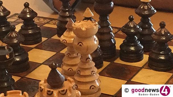Aufatmen bei den Schachfans – OSG Baden-Baden hofft auf Deutsche Meisterschaft