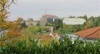 Erschütterndes Foto von zukünftigem Neuen Schloss - Stadtbildchef Niedermeyer fordert Gemeinderat auf ein Modell von den Plänen anzufertigen