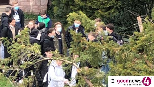 Verstöße gegen die Corona-Verordnung in Baden-Baden, Rastatt und Bühl