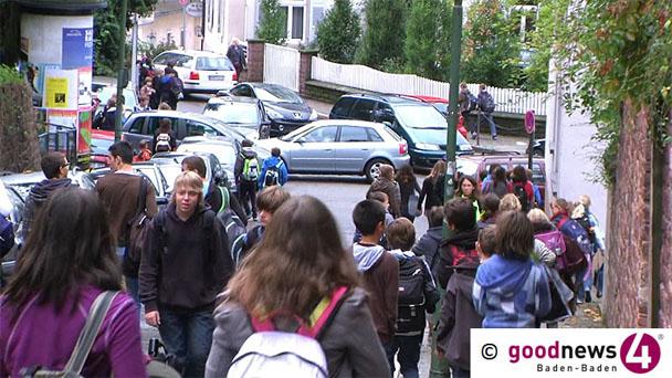 Kontrollen auch in Baden-Baden zum Schulstart – Baden-Baden und Oberkirch Spitzenreiter im Unfallranking