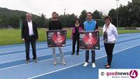 Olympia-Kampagne gestartet – Unterstützung von Baden-Baden für Sportler Dohmann und Seiler