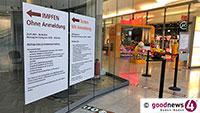 Impfzentrum im Kurhaus muss Veranstaltungen weichen – Ab 20. August Corona-Schutzimpfung in Belle Etage – Impfstation in Shopping Cité