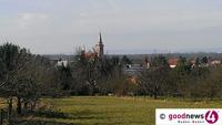 Einbruch in Sinzheim – Verfolgung mit Hubschrauber – In Acker gerast und entkommen