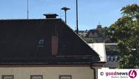 Baden-Badener Rathaus kümmert sich um die Sirenen – Bevölkerungswarnung im Katastrophenfall