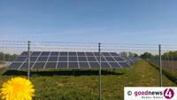 """Weg frei für Flächengewinn Solarenergie – """"Nun liegt es in der Hand der Kommunen"""""""